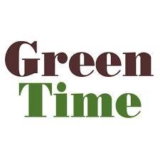 Houten horloge GreenTime