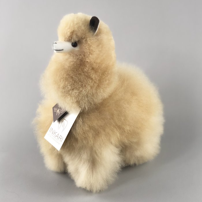 Modelfoto Medium alpaca beige