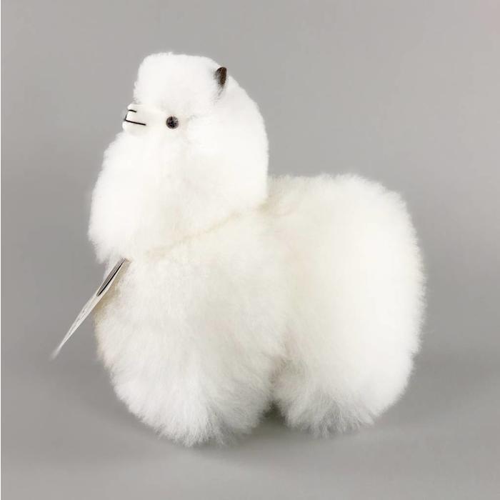 Modelfoto Small alpaca ivory