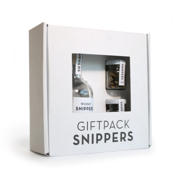 Modelfoto Snippers gift pack