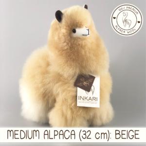 Medium alpaca beige