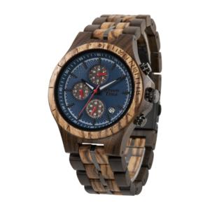 Houten horloge ZW126C heren