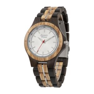 Houten horloge ZW136B