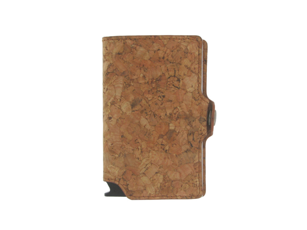Modelfoto Cork wallet ZWG801F Gold