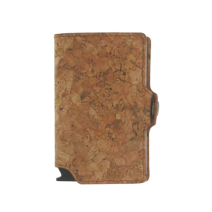 Cork wallet ZWG801F Gold