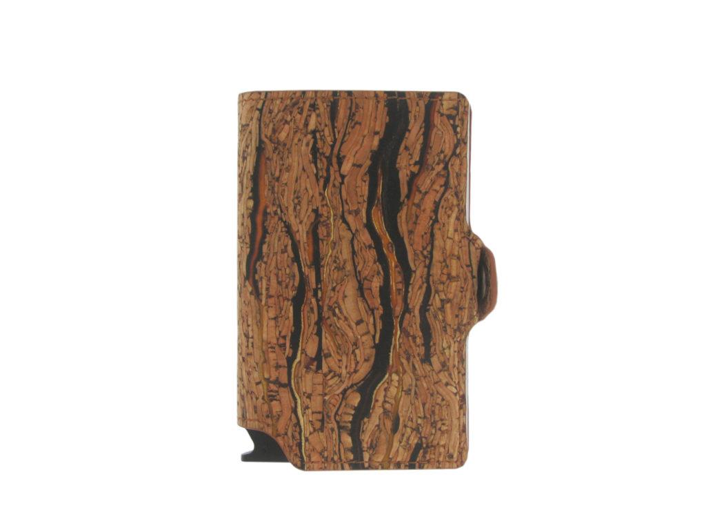 Modelfoto Cork wallet ZWG801H black