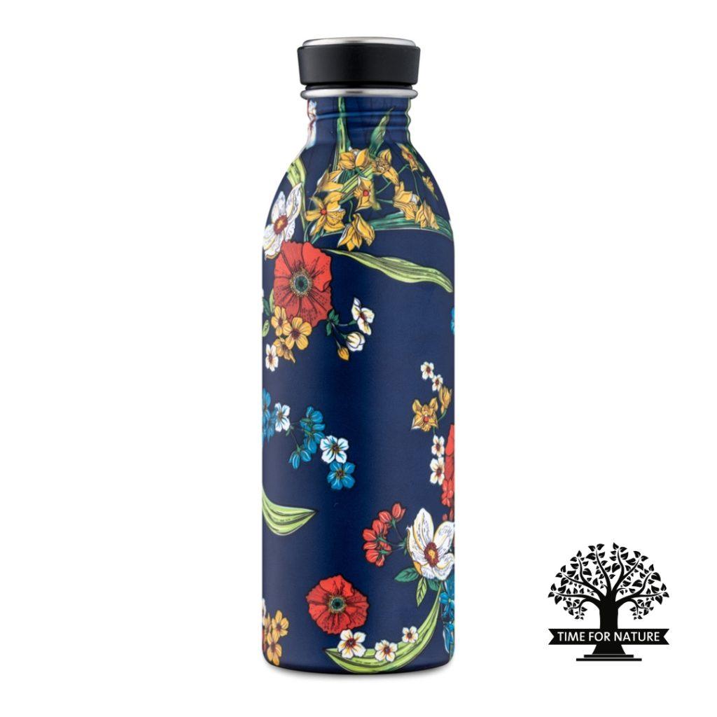 Modelfoto Urban bottle Denim bouquet 500 ml