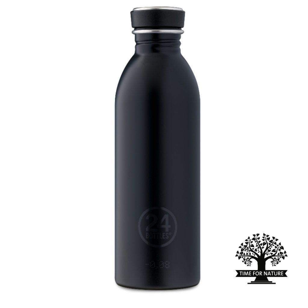 Modelfoto Urban bottle Tuxedo black 500 ml